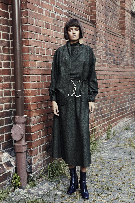 Lucian Rusu Campaign | Tania Cozma makeup