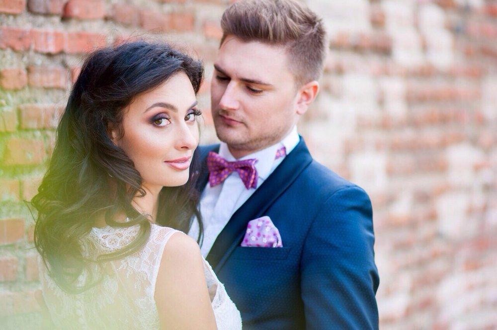 Real bride | Tania Cozma makeup