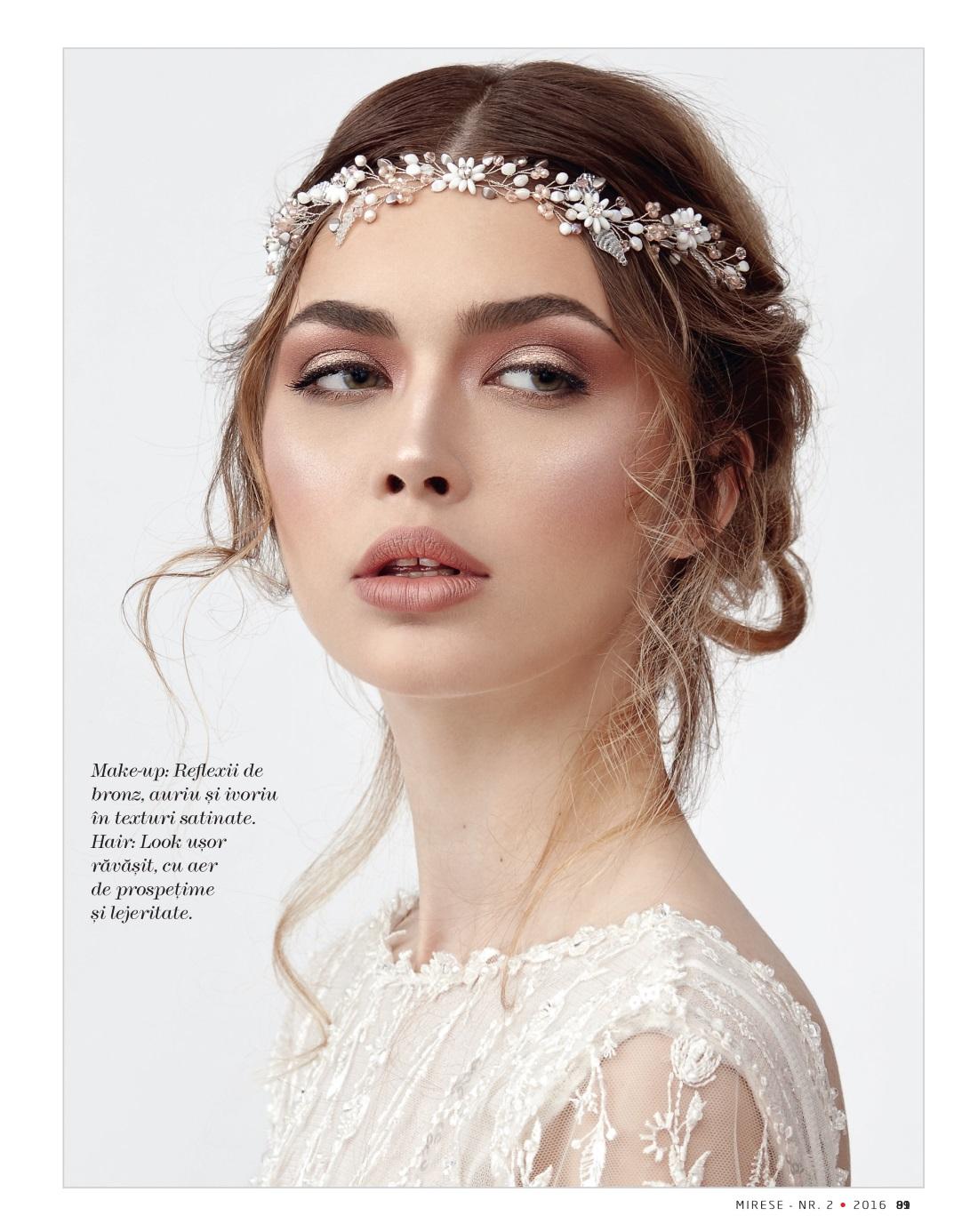 Bridal Make-up Trends | Tania Cozma makeup