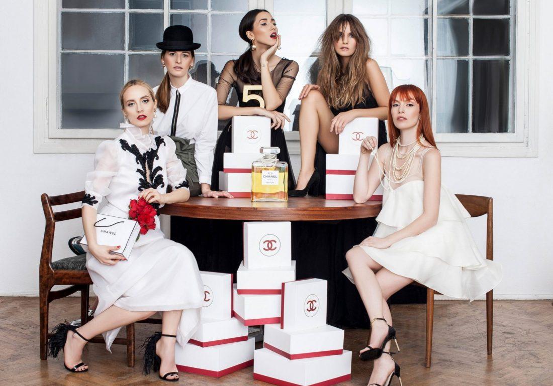 Chanel no 5 | Tania Cozma Make-up