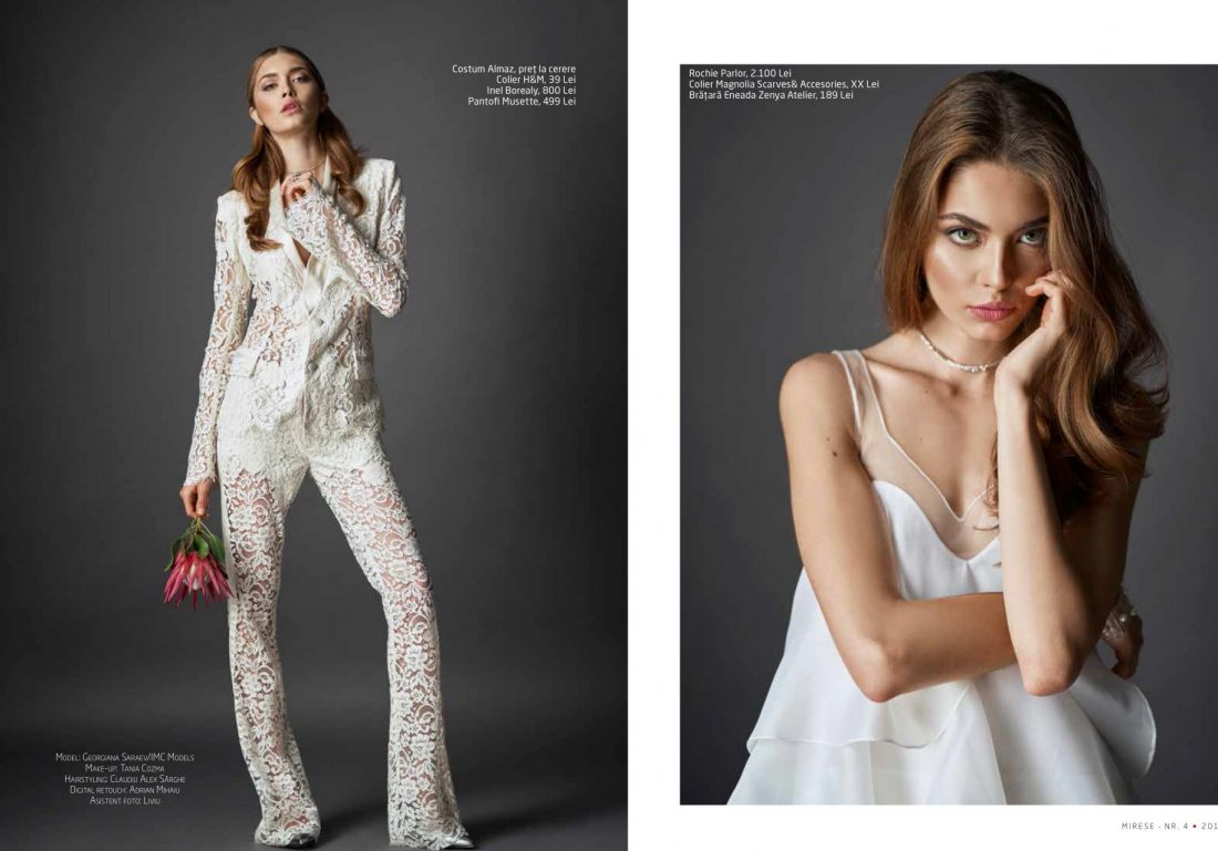 Noul Chic | Makeup Tania Cozma