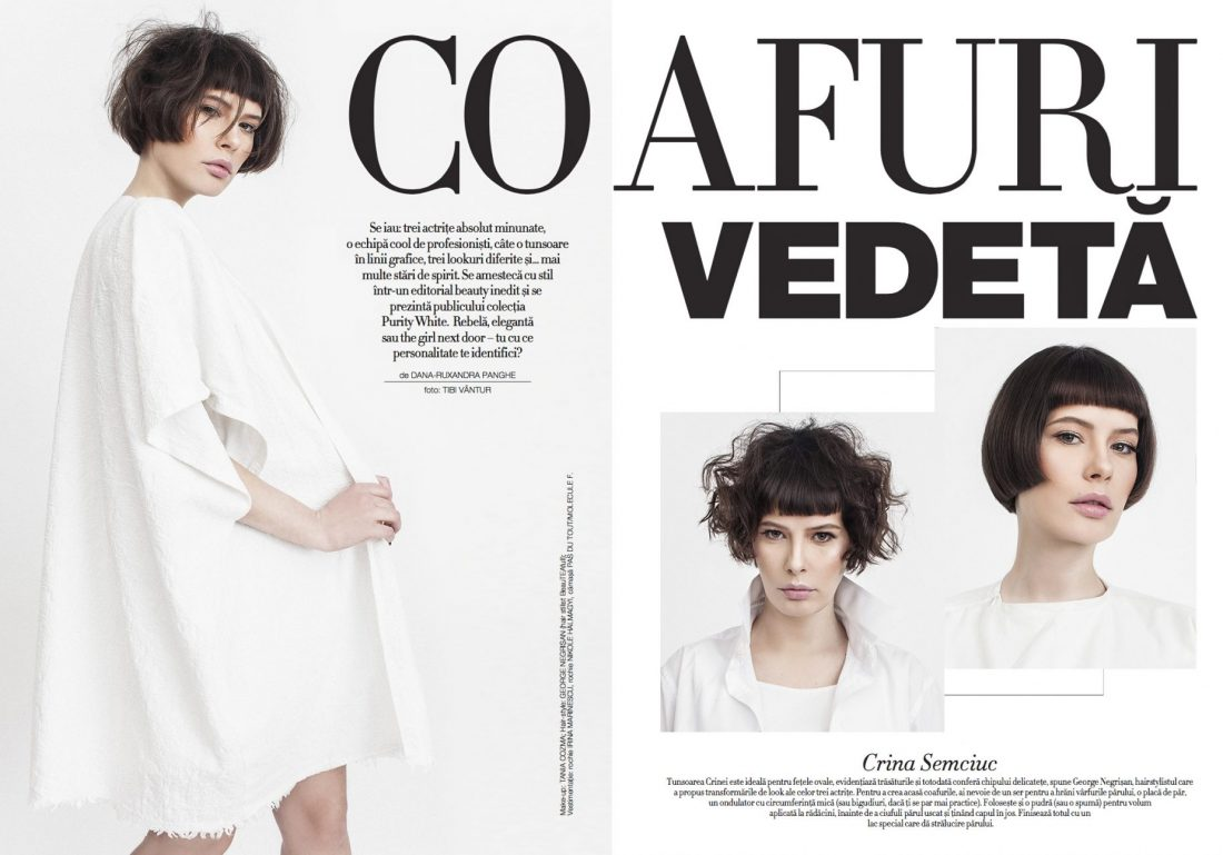 Crina Semciuc | Tania Cozma makeup