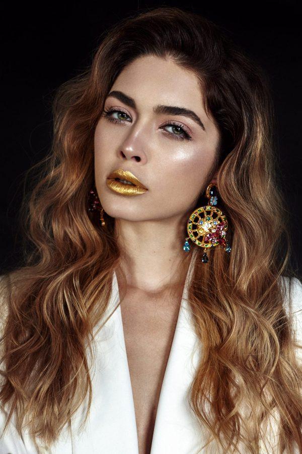 The Grand Magazine   Tania Cozma makeup
