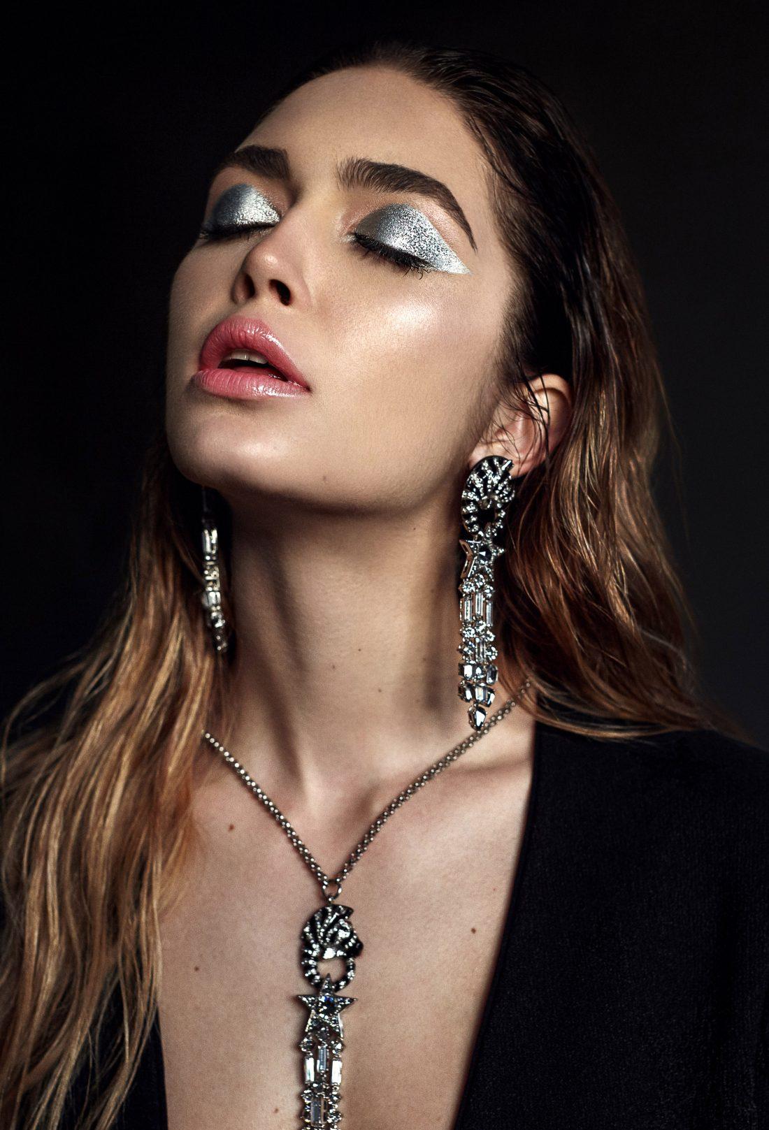 The Grand Magazine | Tania Cozma makeup