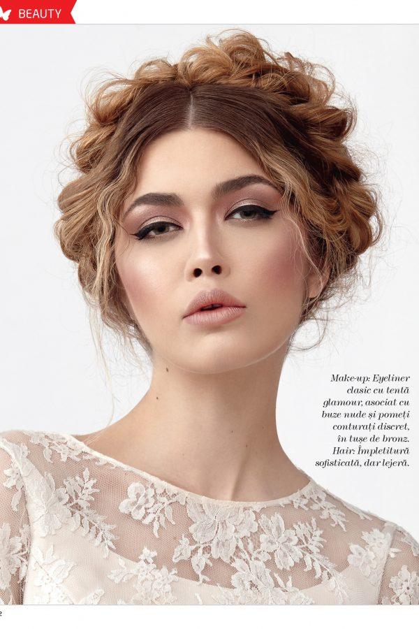 Summer love   Tania Cozma makeup